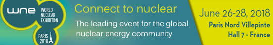 Banner of the leading event for the global nuclear energy sector